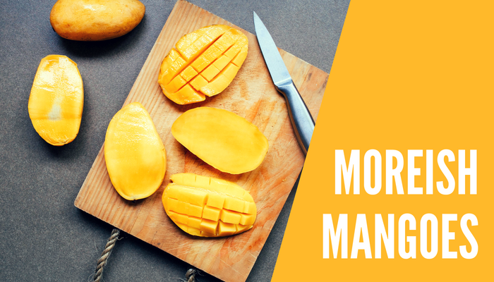 Moreish Mangoes